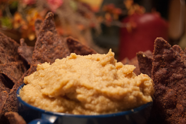 Cinnamon Apple Hummus Recipe